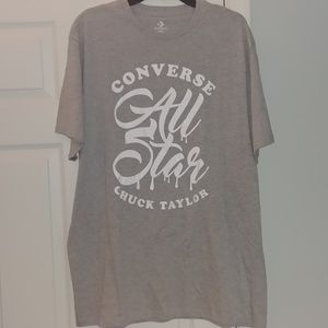 ⚡ Converse all star graphic tee